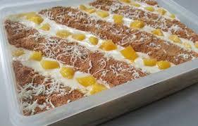 classic mango graham cake everydayme philippines