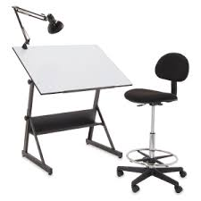 Fold Up Drafting Table Tables And Work Surfaces Supplies At Blick Materials