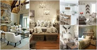 rustic home decorating ideas living room chic and rustic decor ideas that will warm your