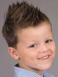hairstyles for boys kids easy to maintain haircut for young boys
