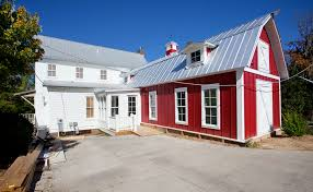 bungalow barn update red white and blue the lettered cottage