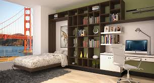 Convert Living Room To Bedroom 8 Versatile Murphy Beds That Turn Any Room Into A Spare Bedroom