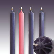 advent candles advent candles dripless churchsupplies