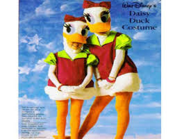 Daisy Duck Halloween Costume Daisy Duck Costume Etsy