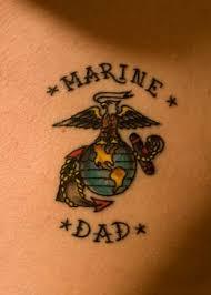 rip daddy tattoos marine small marine corps tattoos tattoo