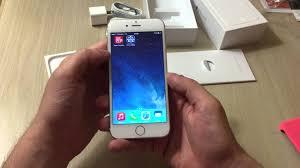 Famosos Unboxing iPhone 6 - Abrindo caixa iPhone 6 - YouTube &WZ92