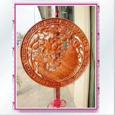 aliexpress help long yi wood mirror to help transport zhaocai rich fish wang family