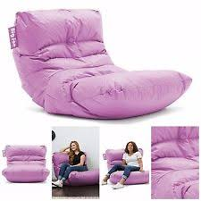 0638608 big joe lounger chair college dorm bean bag cozy seat game