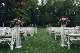 my daughter is getting married in our backyard do we need special
