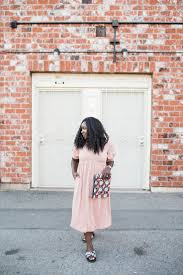 pink ruffle dress accessories needed to elevate your summer