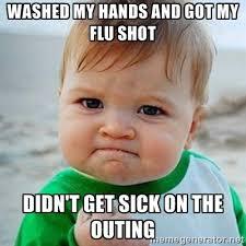 Flu Shot Meme - best flu shot memes to encourage people to get flu shots before