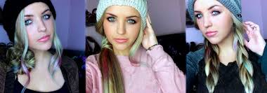 what type of hairstyles are they wearing in trinidad cute hairstyles to wear with beanies youtube