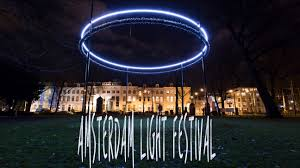 the lights fest ta 2017 amsterdam light festival walking route youtube