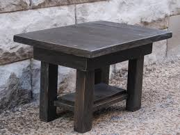 best rustic end tables sets and ideas home design by john