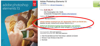 photoshop cc black friday amazon photoshop elements 13 release date rumors from adobe