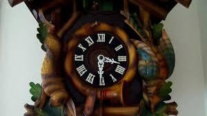 Modern Coo Coo Clock Large Musical Hunter Cuckoo Clock Musical Clocks Pinterest