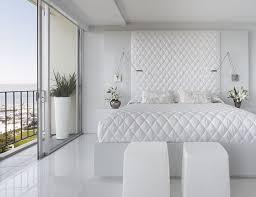 les chambres blanches comment réussir la décoration d une chambre entièrement blanche