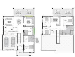 split floor plan house plans home design 85 extraordinary split level floor planss