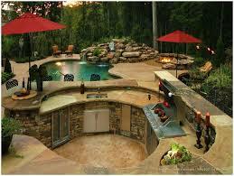 Backyard Grill Designs by Backyards Charming Backyard Grill Area Backyard Sets Backyard