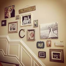Home Interior Picture Frames Love The Combo Of Canvas Frames Phrases Decorating Ideas