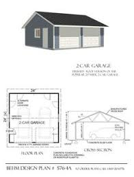 Blueprints For Garages Simple Garage If You Need A Simple Detached Garage Layout We Can