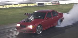 bmw m3 e36 supercharger bmw e36 3 series gets supercharged v8 engine for