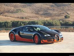 Bill Gates Cars Images by Bugatti Veyron Super Sport Orange U0026 Black Hd Wallpaper 63