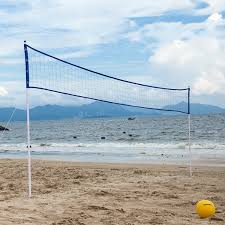 outdoor beach volleyball set professional volleyball competition
