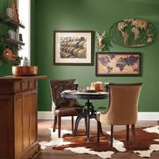 Brown Accent Chair Home Decorators Collection Brown Leather Tufted Accent