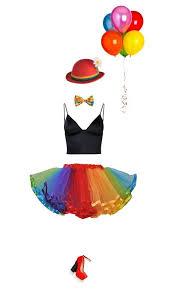 Womens Clown Halloween Costumes 25 Clown Costumes Ideas Circus Themed