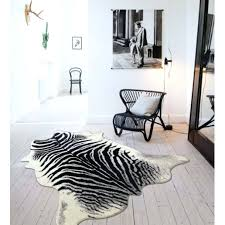 Zebra Runner Rug Black And White Zebra Rug Uk Runner Rugs Animal Print Simpsonovi