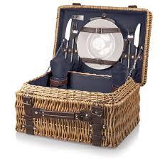 picnic gift basket champion picnic time basket trendy picnic