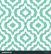 moroccan pattern seamless vector background tile stock vector