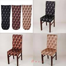 Dining Room Chair Slipcovers by Dining Room Chair Slipcovers Ebay