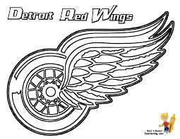 shining design hockey coloring pages nhl nhl logo page cecilymae