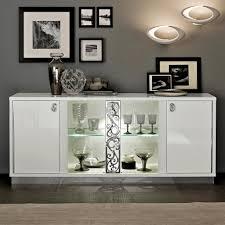 emejing glass sideboards for dining room images home design