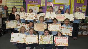 2nd grade thanksgiving mater christi school