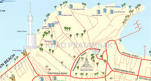 bangkok map tourist attractions pattaya map tourist large pattaya maps for free and