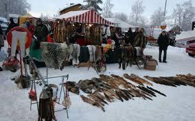 jokkmokk winter market 2016 2017 in jokkmokk sweden fairs