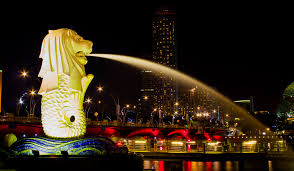 singapore lion the lion city singapore passionread