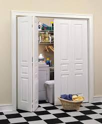 Laundry Closet Door Laundry Room Closet Doors Design And Ideas