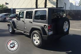 jeep wrangler unlimited grey jeep wrangler rubicon wrapped in matte gray wrap wrap bullys