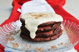 pancake fridays beet red velvet pancakes the pancake princess