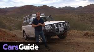 nissan patrol y61 australia nissan patrol y61 legend edition 2016 review first drive video
