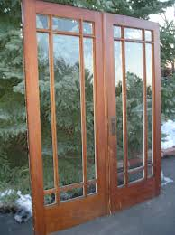 Patio Doors Vs French Doors by Wooden French Doors Exterior Examples Ideas U0026 Pictures Megarct