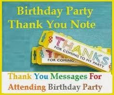 thank you messages sle thank you messages for birthday wishes