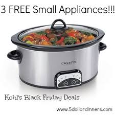 black friday deals for appliances day three 12 days of christmas deals u2013 raining kohl u0027s deals