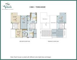 mont vert valencia 2 project by mont vert homes builder pune