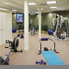 gym room stock photos images pictures shutterstock with trainers