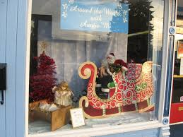 Pre Lit Christmas Window Decorations by Christmas Window Decorating Ideas Christmas Lights Decoration
